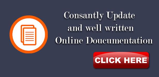 Ionic 5 UI Theme Template App online document